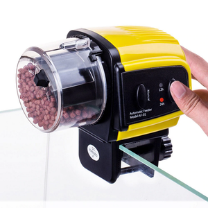 Automatic Fish Feeder - With Timer!