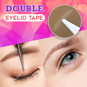 Water-Based Invisible Eyelid Tape