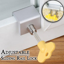 Load image into Gallery viewer, Adjustable Sliding Rail Lock