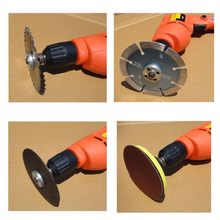 Load image into Gallery viewer, Electric Drill To Angle Grinder Converter