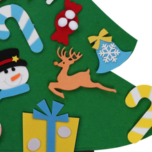 Load image into Gallery viewer, DIY Felt Christmas Tree (Best Gift For Children)