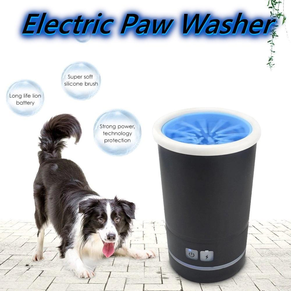 Electric Paw Washer