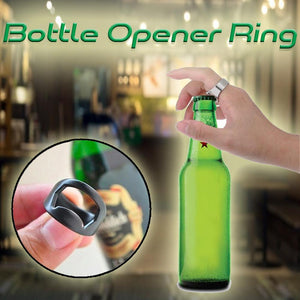 Bottle Opener Ring