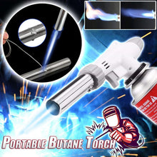 Load image into Gallery viewer, Portable Butane Torch
