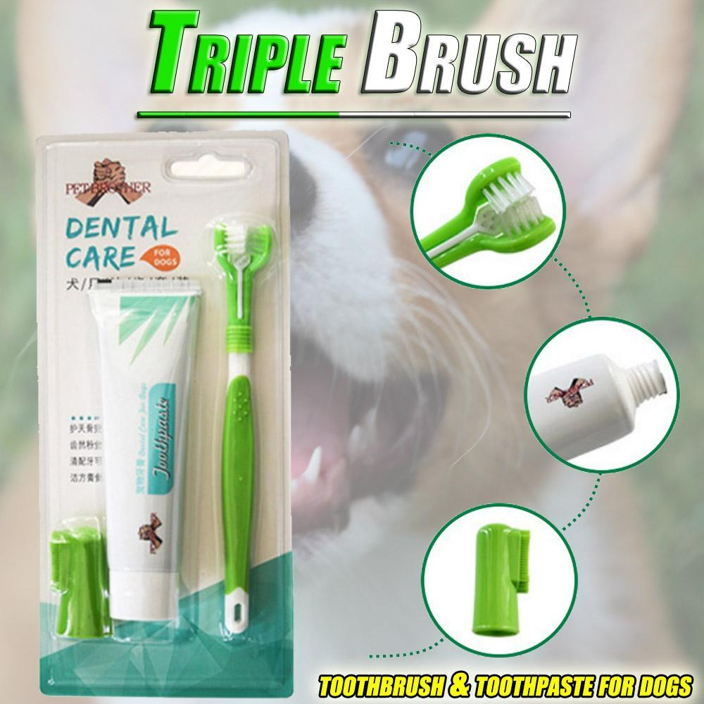 Triple Brush