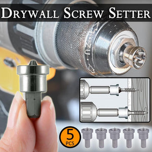 Drywall Screw Setter (Pack of 5)