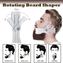 Load image into Gallery viewer, Rotating Beard Shaper