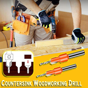 Countersink Woodworking Drill Bit