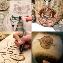Load image into Gallery viewer, Pyrography Tool Set (42pcs)
