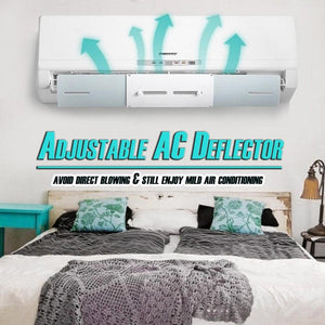 Adjustable AC Deflector