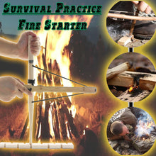 Load image into Gallery viewer, Survival Practice Fire Starter