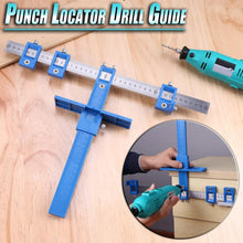 Load image into Gallery viewer, Punch Locator Drill Guide