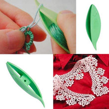 Load image into Gallery viewer, Tatting Shuttle Tool (2Pcs)
