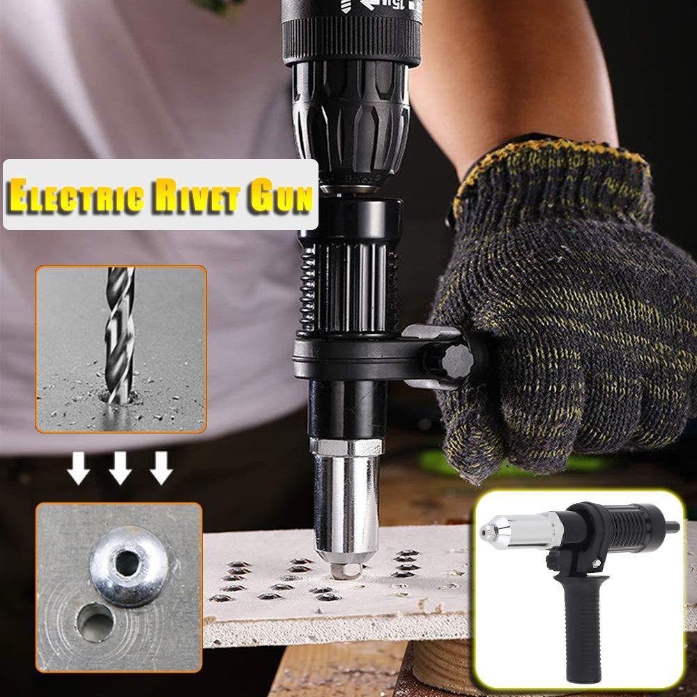 Cordless Electric Rivet Gun Adapter