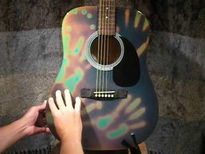 Heat Sensitive Guitar Coating (10g)