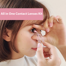 Load image into Gallery viewer, All in ONE Contact Lenses Kit
