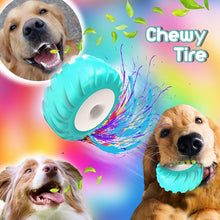 Load image into Gallery viewer, Dog Toothbrush with Teething Biscuit