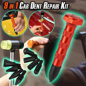 9 in 1 Car Dent Repair Kit