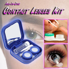 Load image into Gallery viewer, All-In-One Contact Lenses Kit