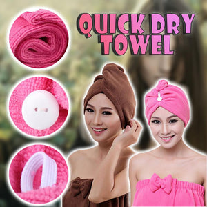 Quick Dry Towel