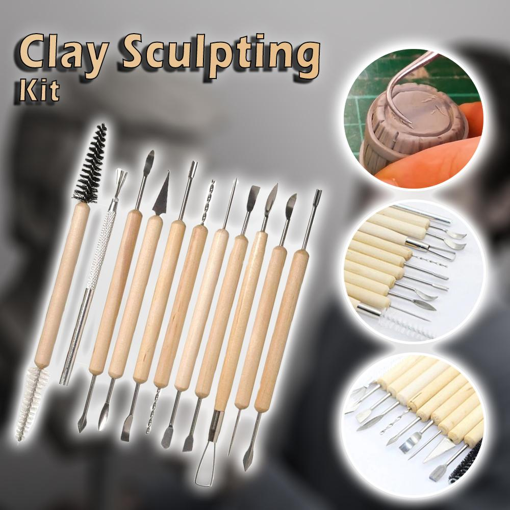 Clay Sculpting Kit