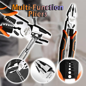 Multi-Function Pliers