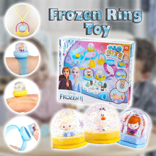 Load image into Gallery viewer, Frozen Ring Toy