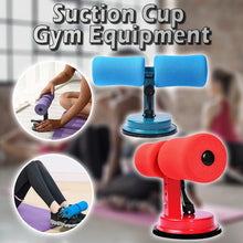 Load image into Gallery viewer, Suction Cup Gym Equipment