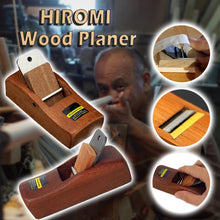 Load image into Gallery viewer, HIROMI Wood Planer