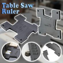 Load image into Gallery viewer, Table Saw Ruler