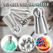Load image into Gallery viewer, Cup Cake Shaping Nozzle