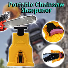 Load image into Gallery viewer, Portable Chainsaw Sharpener
