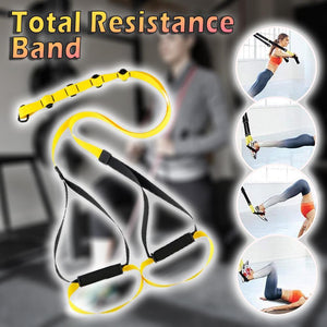 Total Resistance Band - Ultimate At-Home Work Out