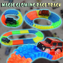 Load image into Gallery viewer, Magic Glowing Race Track