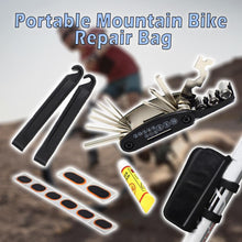 Load image into Gallery viewer, Portable Mountain Bike Repair Bag