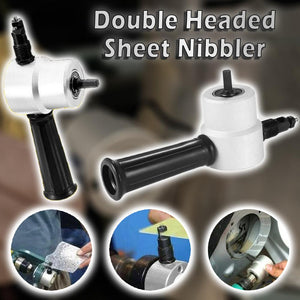 Double Headed Sheet Nibbler