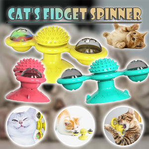 Cat's Fidget Spinner