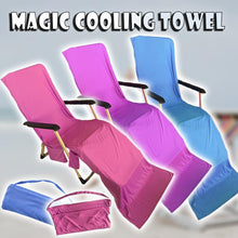 Load image into Gallery viewer, Magic Cooling Towel