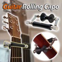 Load image into Gallery viewer, Guitar Rolling Capo
