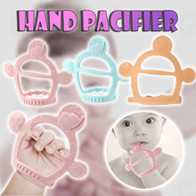 Load image into Gallery viewer, Hand Pacifier