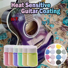Load image into Gallery viewer, Heat Sensitive Guitar Coating (10g)
