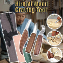 Load image into Gallery viewer, HIROMI Wood Carving Tool