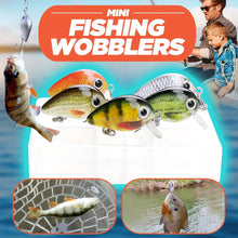 Load image into Gallery viewer, Mini Fishing Wobblers