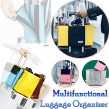 Load image into Gallery viewer, Multifunctional Luggage Organizer