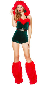 Santa's Helper Romper