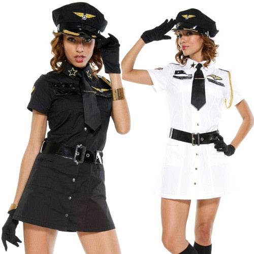 Mile High Club Costume