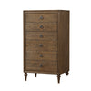 Inverness bedroom set - 5PC - KTL Furniture