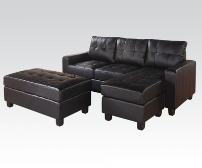 Lyssa 3PC Sectional Set - KTL Furniture