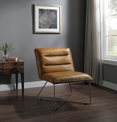 Accent Brown Accent Chair - KTL Furniture