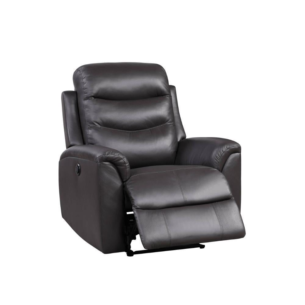 Lena Leather Power Motion Recliner